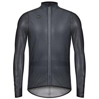 Gobik Gobik Pluvia Lightweight Rege cycling jacket Unisex True Black