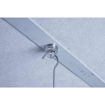 Sterke magneet oogjes om lampionnen op te hangen