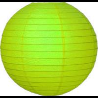 Groene lampionnen