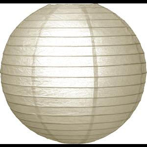 Zilveren lampionnen