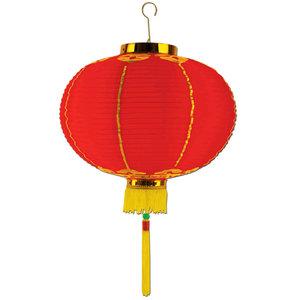 Chinese lampionnen rood