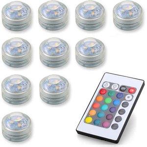 Set RGB met afstandsbediening