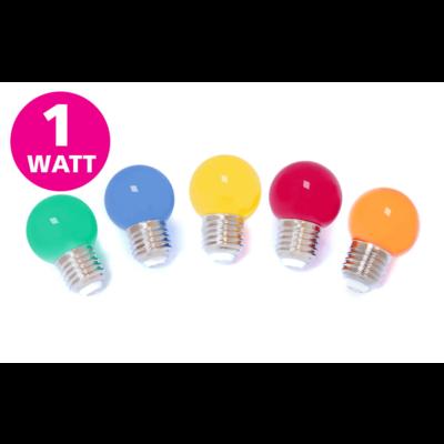 100 led lampen voor de prikkabel
