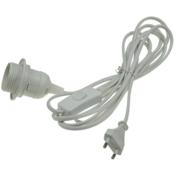 Witte pendel voor lampion hanglamp
