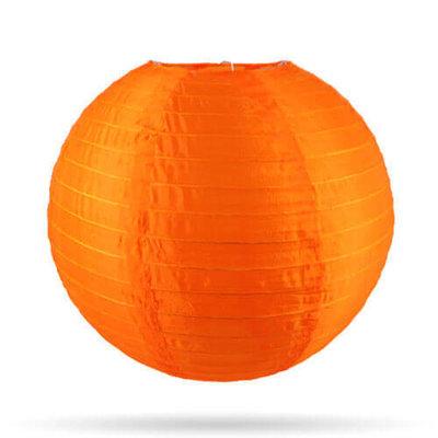 Nylon lampion oranje 35 m