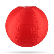 Nylon lampion rood 35 m