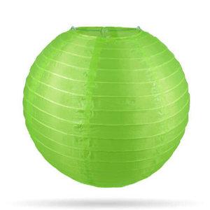 Groene lampionnen voor buiten