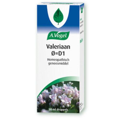 A.Vogel A.Vogel Valeriaan Tct=D1 - 50 Ml