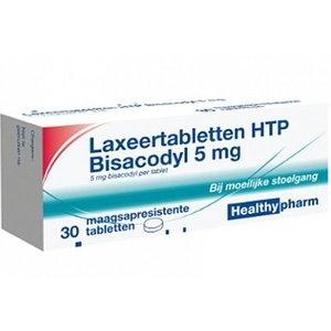 Healthypharm HEALTHYPHARM LAXEERTABLETTEN 5MG - 30 TABLETTEN