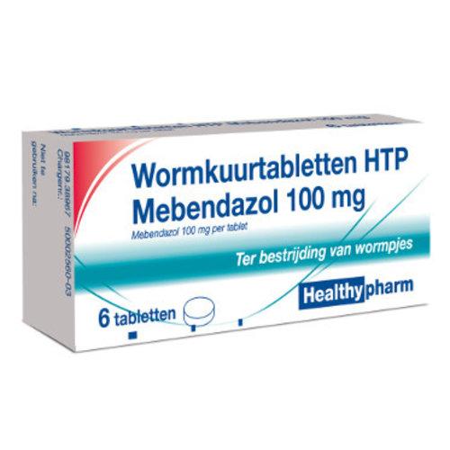Healthypharm Wormkuurtabletten - 2 Tabletten