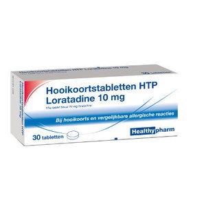 Healthypharm Healthypharm Hooikoorts Loratadine - 30 Tabletten