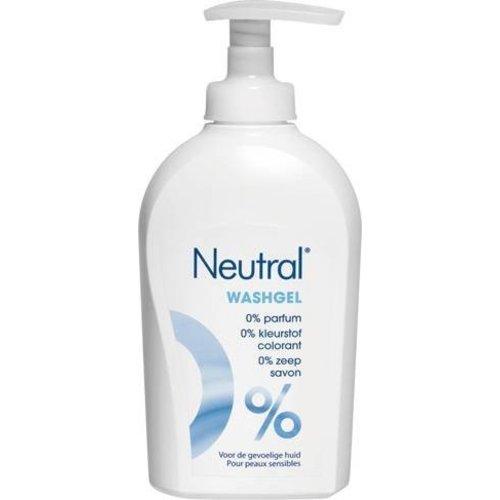 Neutral Neutral Wasgel Pompje - 300 Ml
