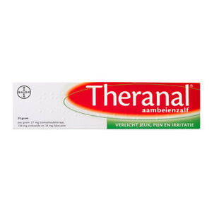 Theranal Theranal Zalf - 35 Gram