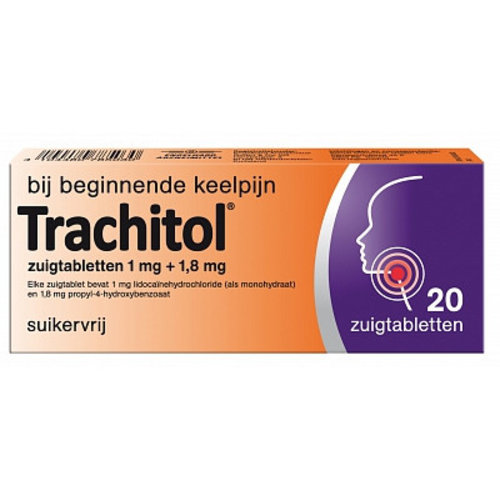 Trachitol Trachitol Tabletten Av - 20 Tabletten