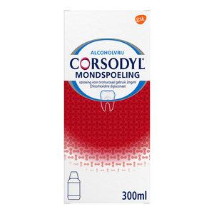 Corsodyl Corsodyl Mondspoeling - 300 Ml