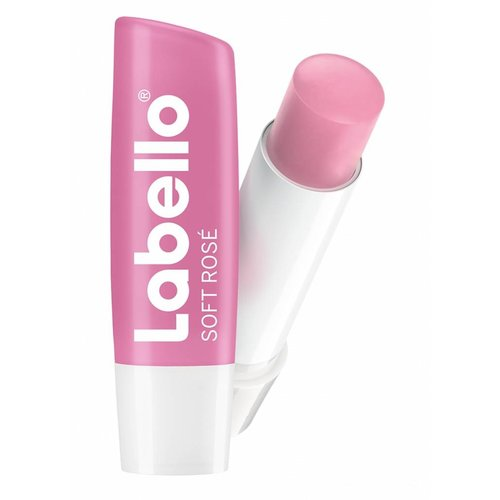 LABELLO LABELLO SOFT ROSE STICK BLISTER - 1 STUKS