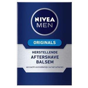 Nivea Nivea For Men Aftershave Balsem Herstellend - 100 Ml