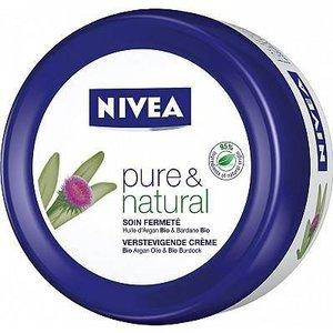 Nivea Nivea Bodycreme Pure&Natural- 300 Ml