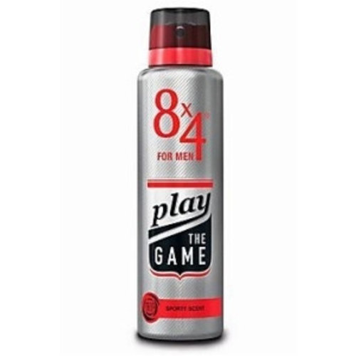 8x4 8x4 Deo Spray Play The Game - 150 Ml