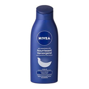 Nivea Nivea Bodymilk Verzorgend Droge Huid - 400 Ml