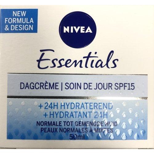 Nivea Nivea Visage Dagcreme hydraterend normale huid 50 ml