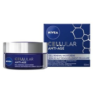 Nivea Nivea Visage Cellular Anti-Age Nachtcreme - 50 Ml