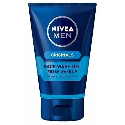 Nivea Nivea For Men Face Wash Deep Clean - 100 Ml
