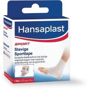 Hansaplast Hansaplast Sporttape Smal 2,5x10 Mtr - 1 Stuk