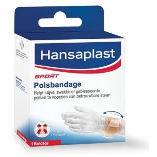 Hansaplast Hansaplast Sport Polsbandage 1 Maat - 1 Stuk