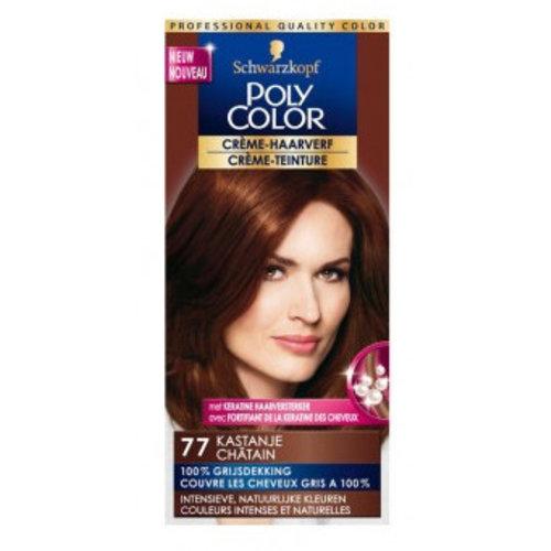 Poly Color Poly Color Creme 77 Kastanje - 1 Stuks