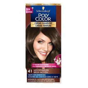 Poly Color Poly Color Creme 41 Middelbruin - 1 Stuks