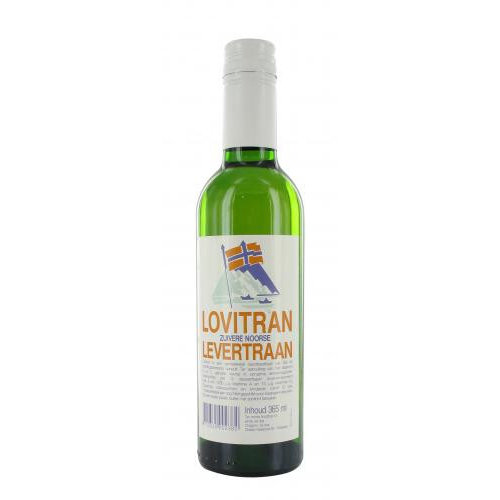 Lovitran Lovitran Levertraan - 365 Ml