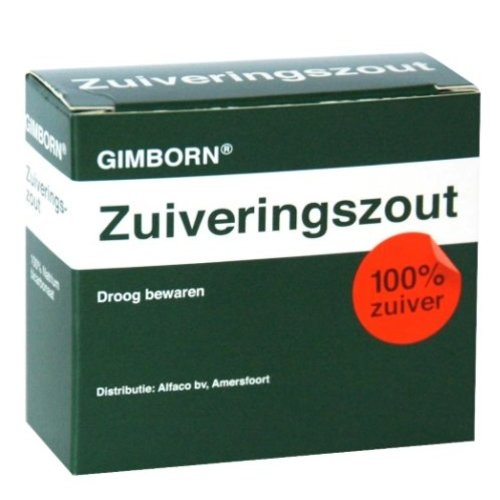 Maagzout Maagzout Gimborn - 125 Gram