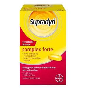 Supradyn Supradyn Complex Forte - 35 Tabletten