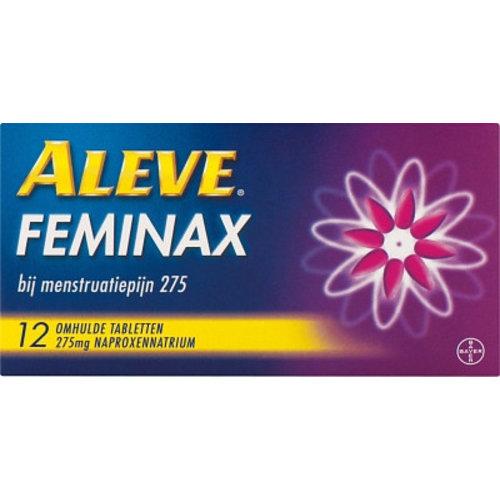 Aleve Aleve Feminax - 12 Tabletten
