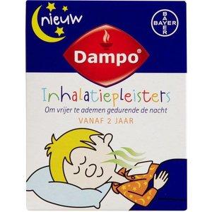 Dampo Dampo Inhalatiepleisters - 6 Stuks