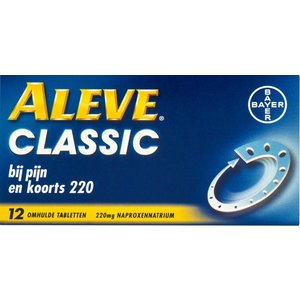 Aleve Aleve Classic 12 - 12 Stuks