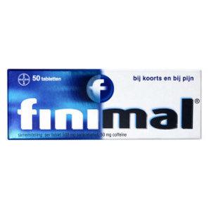 Finimal Finimal 50 Tabletten - 50 Tabletten
