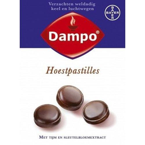 Dampo Dampo Hoestpastilles - 24 Tabletten