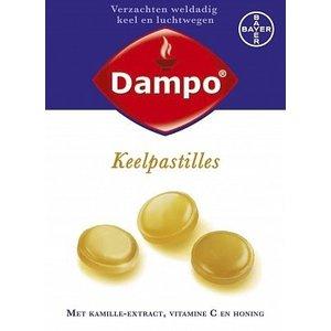 Dampo Dampo Keelpastilles - 24 Tabletten