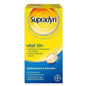 Supradyn Supradyn Vital Bruis 50+ - 30 Tabletten