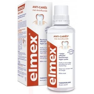 Elmex Elmex Mondwater Anti Caries - 400 Ml