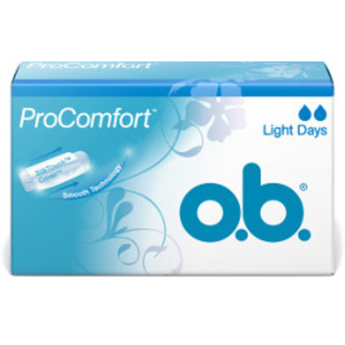 Ob Ob Procomfort Normaal Light Days - 16 Stuks