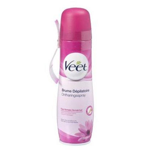 Veet Veet Ontharingsspray Normale Huid - 150 Ml