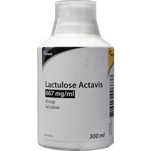 Actavis Actavis Lactulose Siroop - 300 Ml