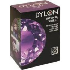 Dylon Dylon Textielverf Voor De Wasmachine Intense Violet 30 - 200 Gram
