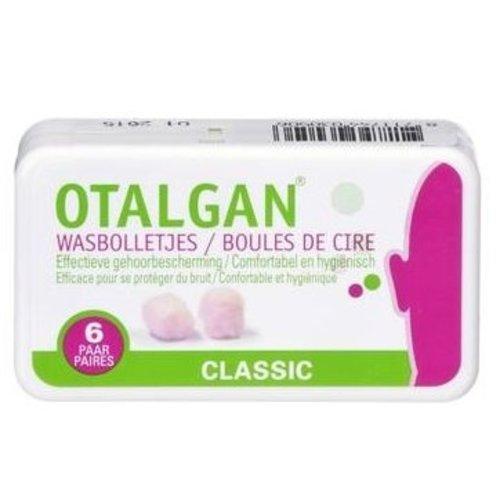 Otalgan Otalgan Classic Wasbolletjes - 12 Stuks
