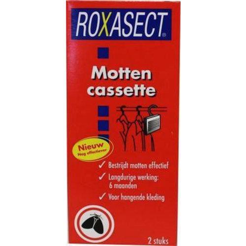 Roxasect Roxasect Mottencassette - 1 Stuks