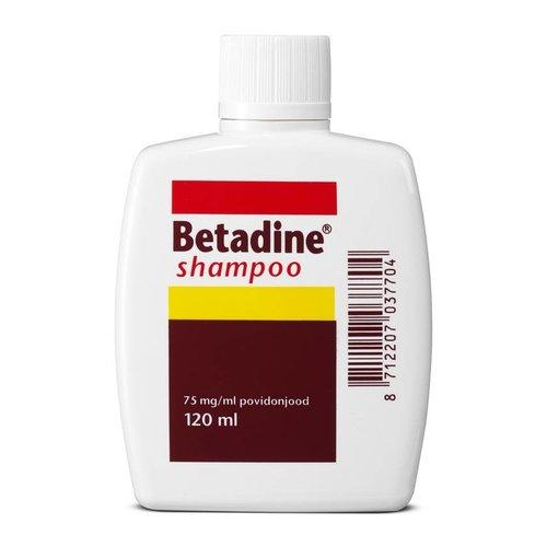 Betadine Betadine Shampoo - 120 Ml