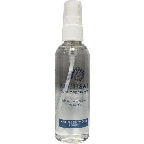 Zechsal Zechsal Magnesiumolie Spray - 100 Ml